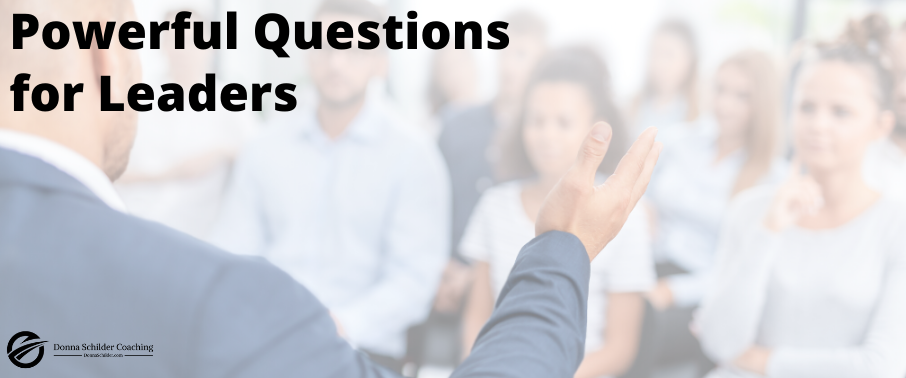 Powerful Questions for Leaders