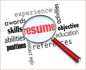resume image border