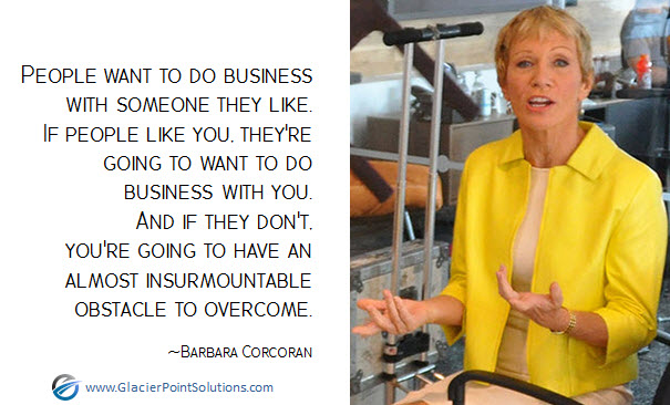 barbara corcoran, business, obstacles