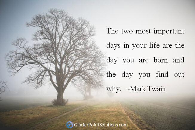 Mark Twain, quote