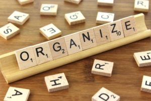 job search organize