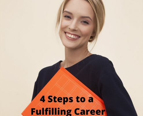 4 Steps to a Fulfilling Career